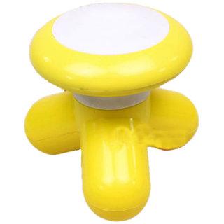 UFO Style Mini Full Body Neck Scalp Vibrating Massager  08