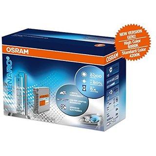 Osram DHB4 4200K HID Conversion Kit (12V, 35W, 2 Bulbs)