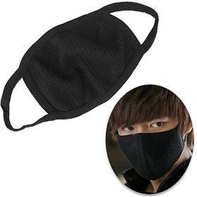 Set of 3 Pieces Dust/Anti Pollution Protective Multicolour Face Mask Mouth Nose Respirator Outdoor By Spero