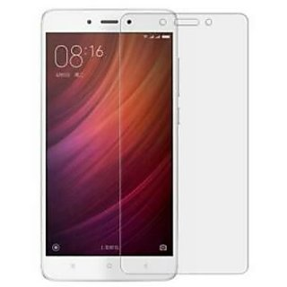 Crystal Clear Full Screen Coverage Tempered Glass Screen Protector For  Redmi Note 4