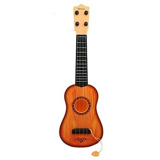 Wish Key 4 String Classical Guitar Fully Functional With Tuning Key