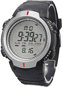 Skmei Digital KDS Sport Silver Dile Digital Watch For Men ,Boys