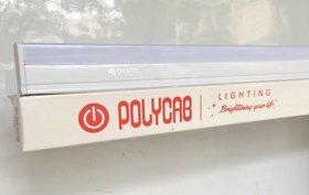 POLYCAB 20 WATT INTENSO LXS LED BATTEN TUBELIGHT FITTING