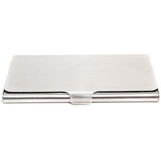 Steel ATM / Visiting /Credit Card Holder,Business Card Case Holder, ID Card Holder FOR MEN WOMEN,