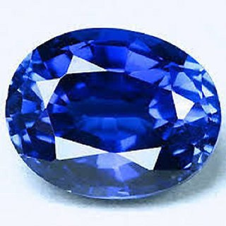 8 carat 100 AAA+ quality blue sapphire (neelam) by lab certified