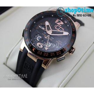 Buy Ulysse Nardin El Toro Black Swiss Grade Mens Watch