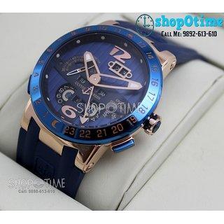 Buy Ulysse Nardin El Toro Blue Swiss Grade Mens Watch