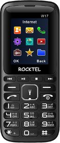 ROCKTEL W17MOBILE PHONE 1.8 FEATURE PHONE FM RADIO Dual