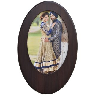 WOODEN HANGING PHOTO FRAME SIZE(8 BY 12) SET OF 1