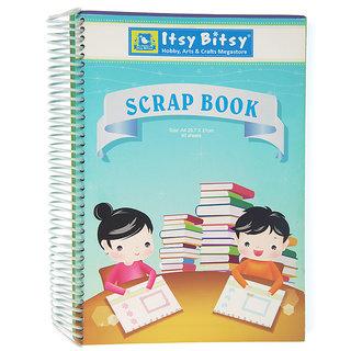 Mega Art & Craft Scrapbook A4