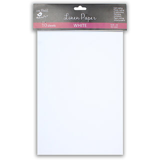 Linen Paper A4 150 gsm- White