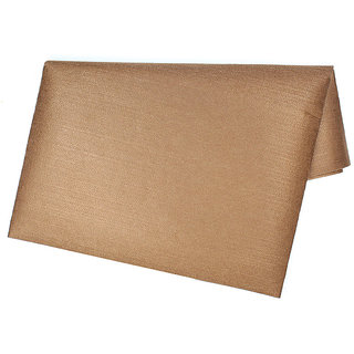Felt Polyster Sheet 1 mtr - Coco Brown