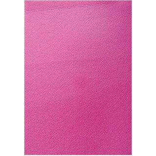 Felt Polyster Sheet 1 mtr - Hot Pink