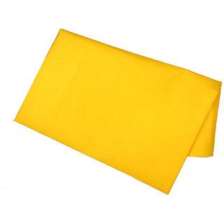 Felt Polyster Sheet 1 mtr - Bright Yellow