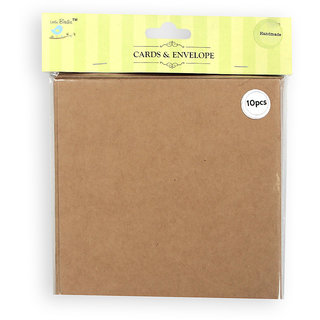 Cards & Envelopes - Kraft Paper