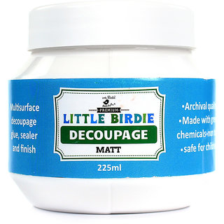 Decoupage Glue 225 ml - Matt