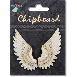 Chipboard - Angel Wings
