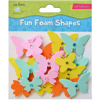 Foam Shapes - Butterflies