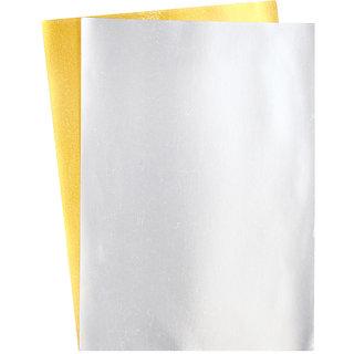 Foil Board Matt 20x30 inch - Gold / Silver