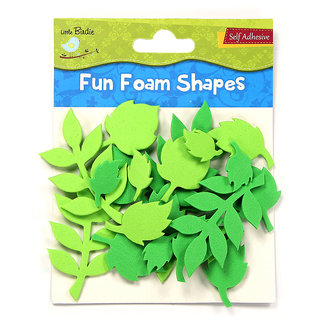 Foam Shapes -Leaves