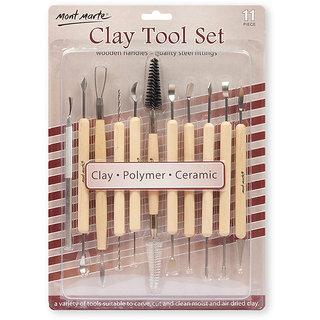 CLAY TOOL set 11pcs