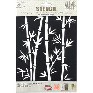 Stencil - Bamboo