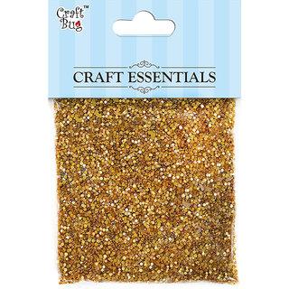 Sparkle Dots Sequins- Gold