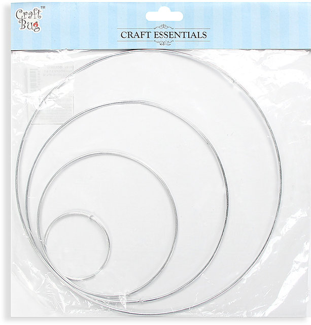 Dream Catcher Hoops 4 Pcs Size 25 45 65 And 85 Inch