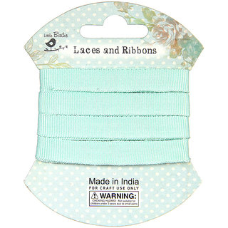 Grosgrain Ribbon - Light Green