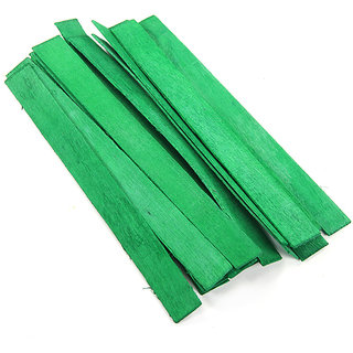Popsicle Stick / Lolly Stick / Craft Stick - Green