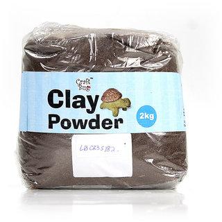 Clay Powder Natural - 2 kg