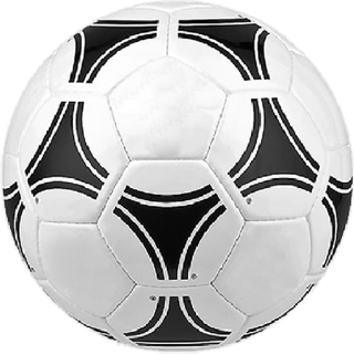 Tango Pasadena Black & White Football (Size-5)