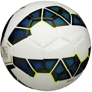 Premier League Blue/White Football (Size-5)