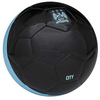 City Black Football (Size-5)