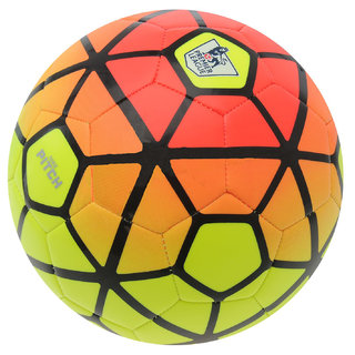 Ordem Pitch Orange/Yellow Football (Size-5)