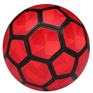 Strike Duro Red Football (Size-5)
