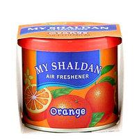 My Shaldan Orange Gel Car Air Freshener Perfume