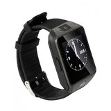 Smart Watch DZ09/M9 Bluetooth Smartwatch Support SIM Card Phone Camera GSM/TF Men Wristwatch for IOS Android Phone &  Celkon Smartron A67