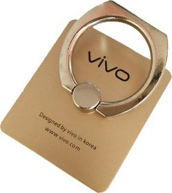 eTech Mobile Ring Holder For Vivo devices- Assorted Color
