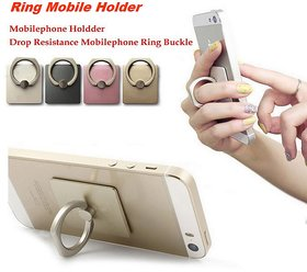 (Pack of 3) Mobile Ring Holder - Assorted Colors