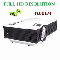 UNIC UC 46 WIFI FULL HD LED PROJECTOR 140 INCH DISPLAY