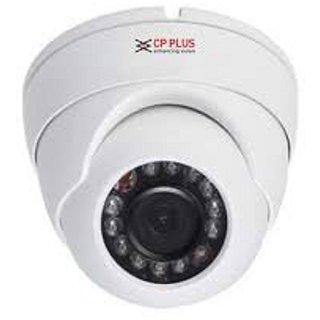 CP PLUS HD 1.3 MP IR Dome Night Vision Indoor CCTV Camera (CP-USC-DA13L2)