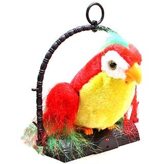 Phoenix Talking Parrot (Multicolor)