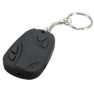 Spy Keychain Camera Audio Video Recording