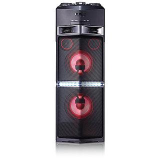 LG X-Boom OJ98 Party Audio System (Black)