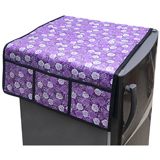 DreamsHome Stylish Designer Fridge Top Cover 1 pcs (bf)