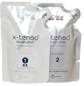 Hair Straightening Cream (125ml) + Neutraliser (125 ml)