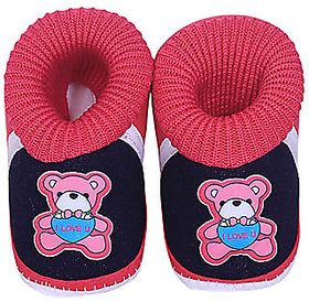 New born shoes Infant Baby 0-1 year  Girl/Boy Booties Multi color