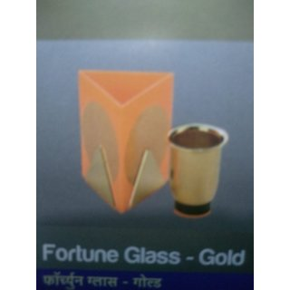 FORTUNE GLASS - GOLD