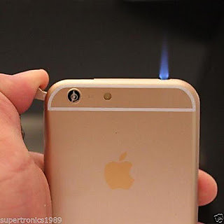 MOCOMO Imported IPHONE 6 Style Cigarette Lighter